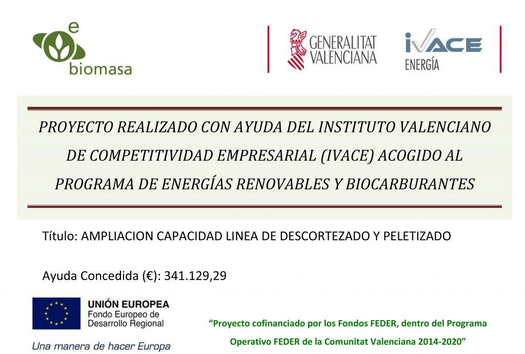 biomasa proyecto energía renovables