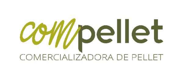 Logo Compellet - Comercializadora de pellet